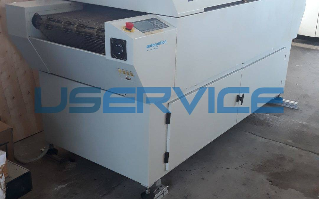 Forno SMT JetStream Reflow