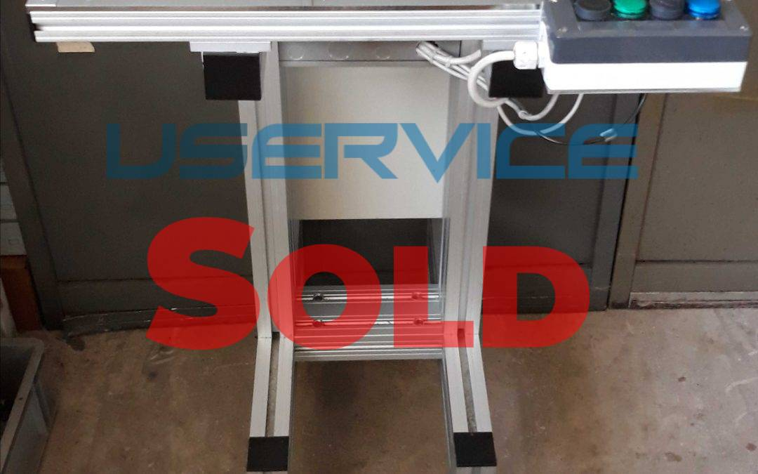 CONVEYOR E-CUBE da 600mm
