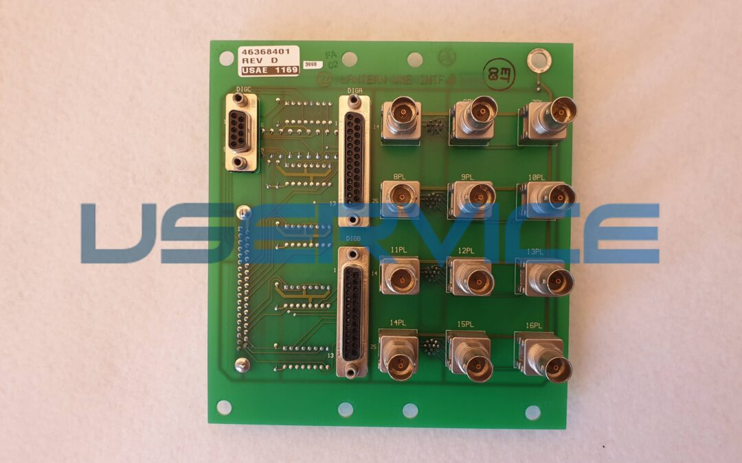 PC BD LANTERN VME INTF ASM – 46368401