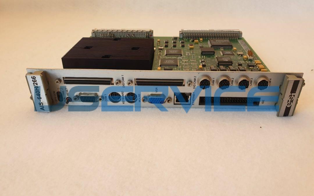 VISION SYSTEM PCBD 640H-266 – 48708301 – 49385801