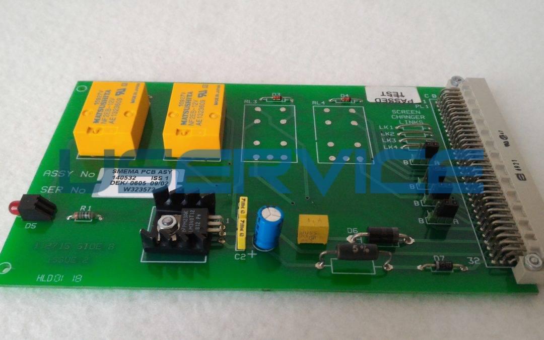SMEMA PCB ASSY – 140532