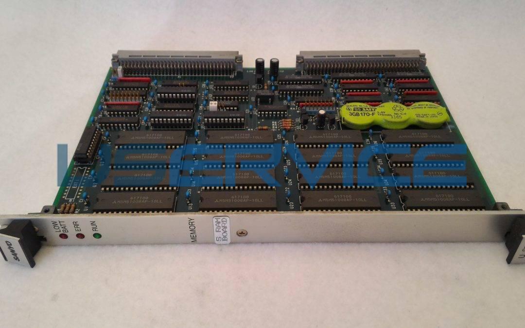 630 041 3984 PCB MOUNT – SRAM BOARD