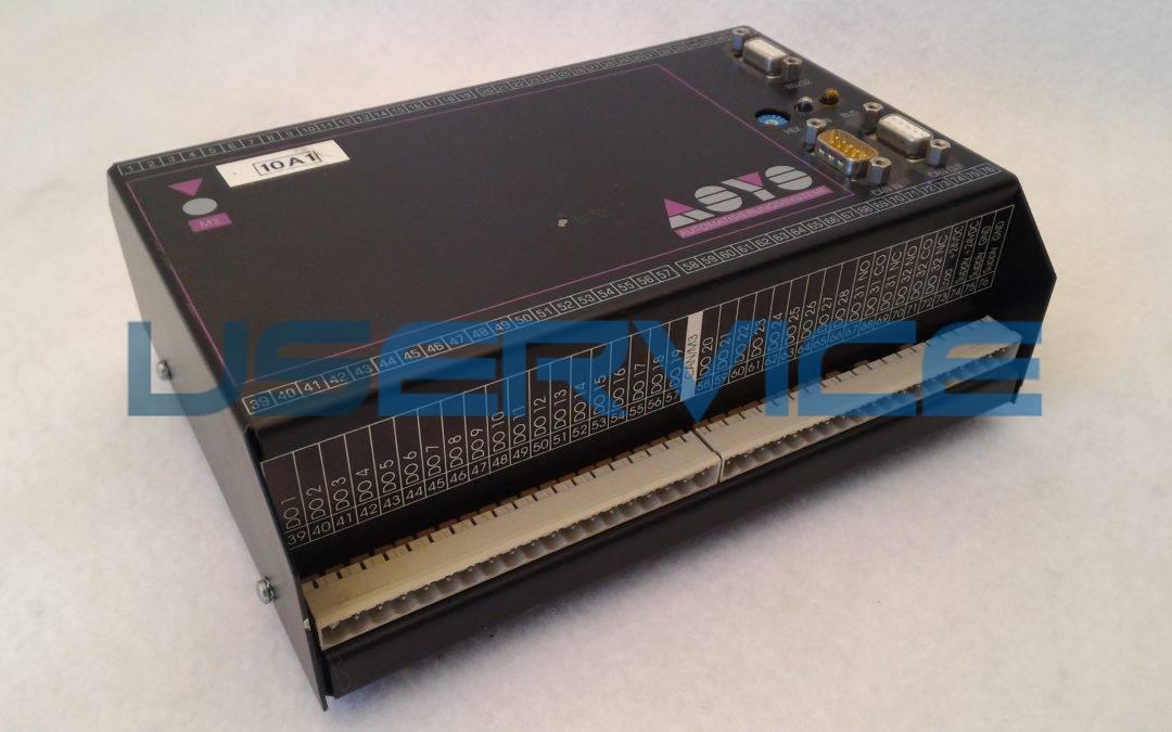 ASYS CAN M3 CPU 10803033 ELREST
