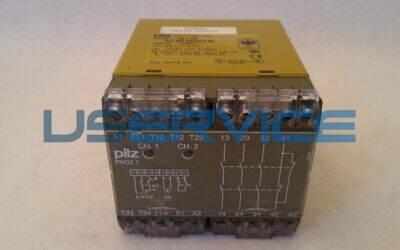 PILZ PNOZ1 3S-1Ö – RELAY 475600 – UIC 44046001