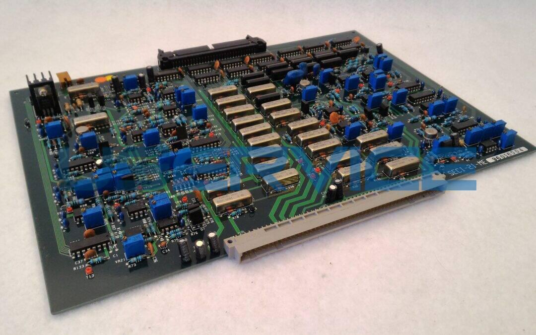 SECI-21-ME ELECTRIC BOARD