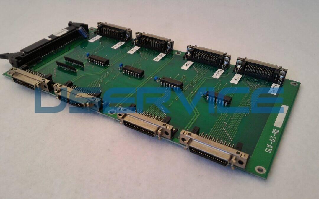 SLIF-03-RB ELECTRIC BOARD