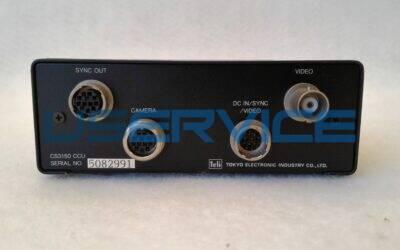 TELI TOKYO ELECTRONIC INDUSTRY CS3150 CCU – CCD CAMERA CONTROLLER
