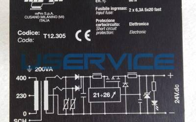 MPM 200VA T12.305