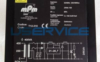 MPM 400VA T12.310